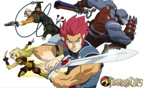 Thundercats Anime 2011 on Thundercats 2011 Remake Anime